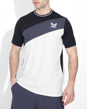 Navy Edge Performance Tee