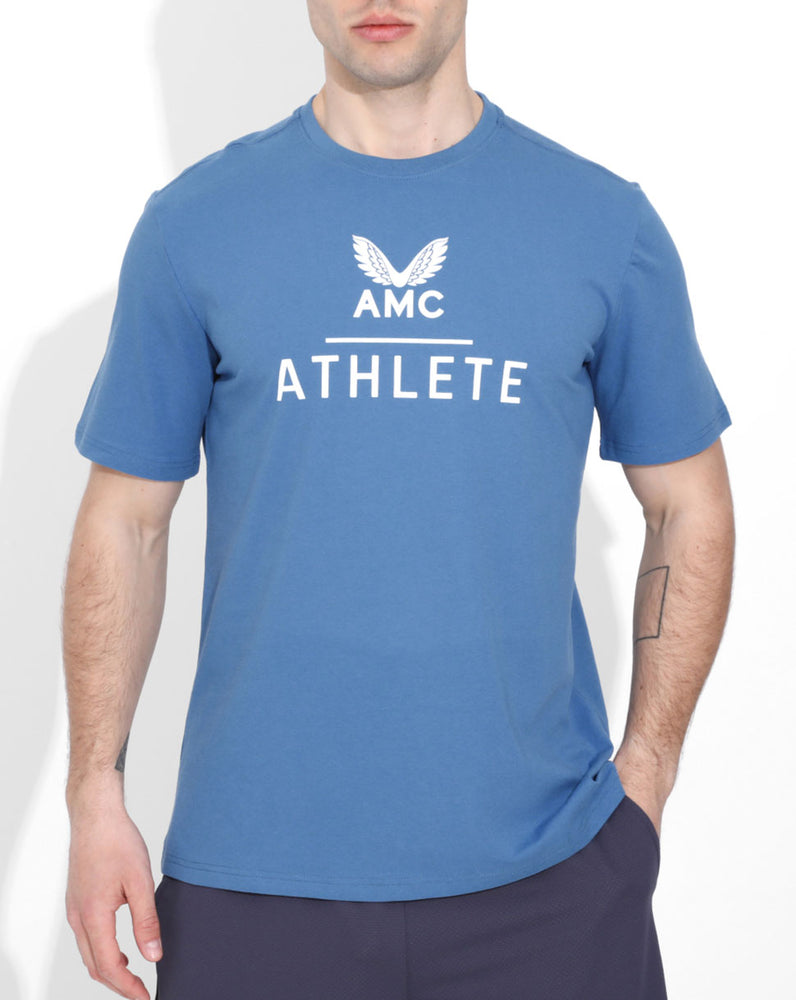 LIGHT BLUE AMC Athlete Tee