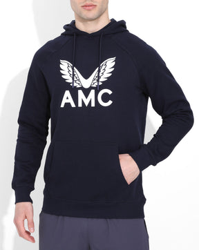 Navy AMC Performance Hoody