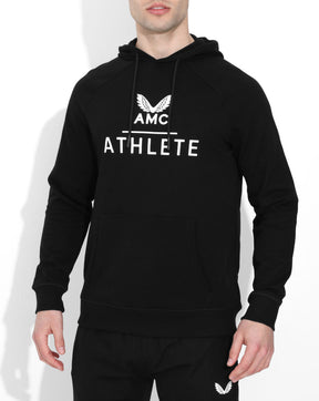 Black AMC Athlete Hoody