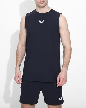 Navy Active Performance Vest