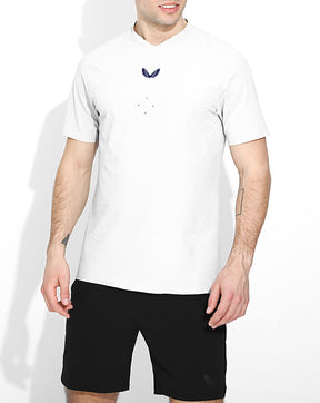 White Active Performance Tee
