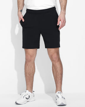 Black Active Performance Shorts
