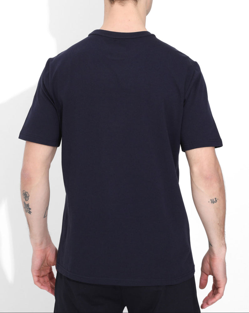 Navy/White Co-Ordinates Cotton Tee
