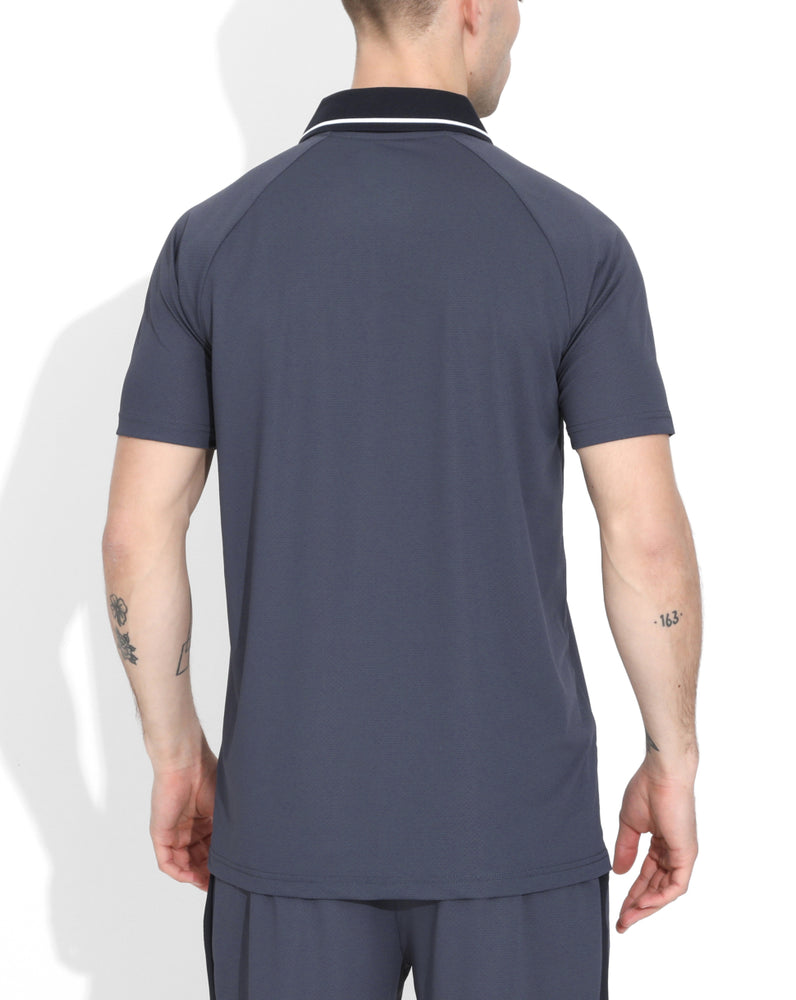 Grey Bold Performance Tee