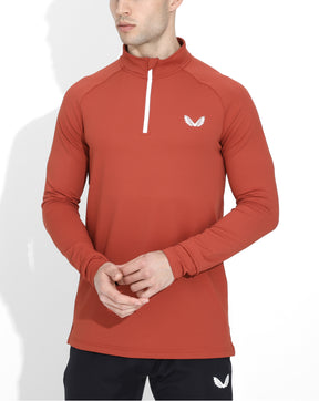 RUST Pro Tek Performance 1/4 Zip