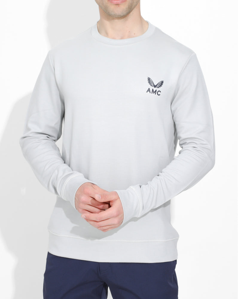 Grey Advantage Tech Sweatshirt