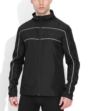 Black Leggera Windproof Jacket