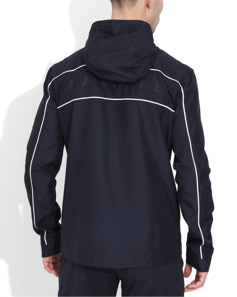 Navy Leggera Windproof Jacket