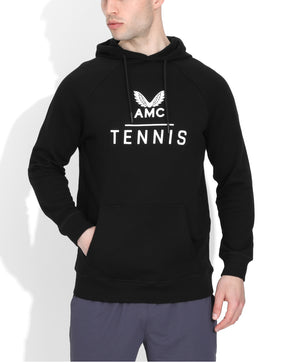 Black AMC Tennis Hoody