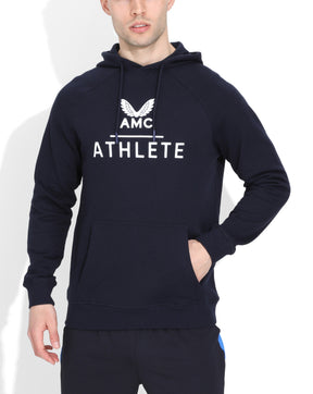 Navy AMC Athlete Hoody