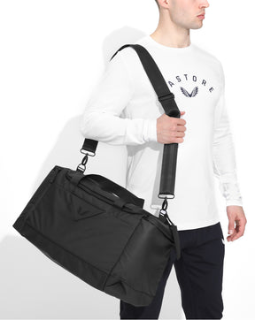 Black Patterson Holdall
