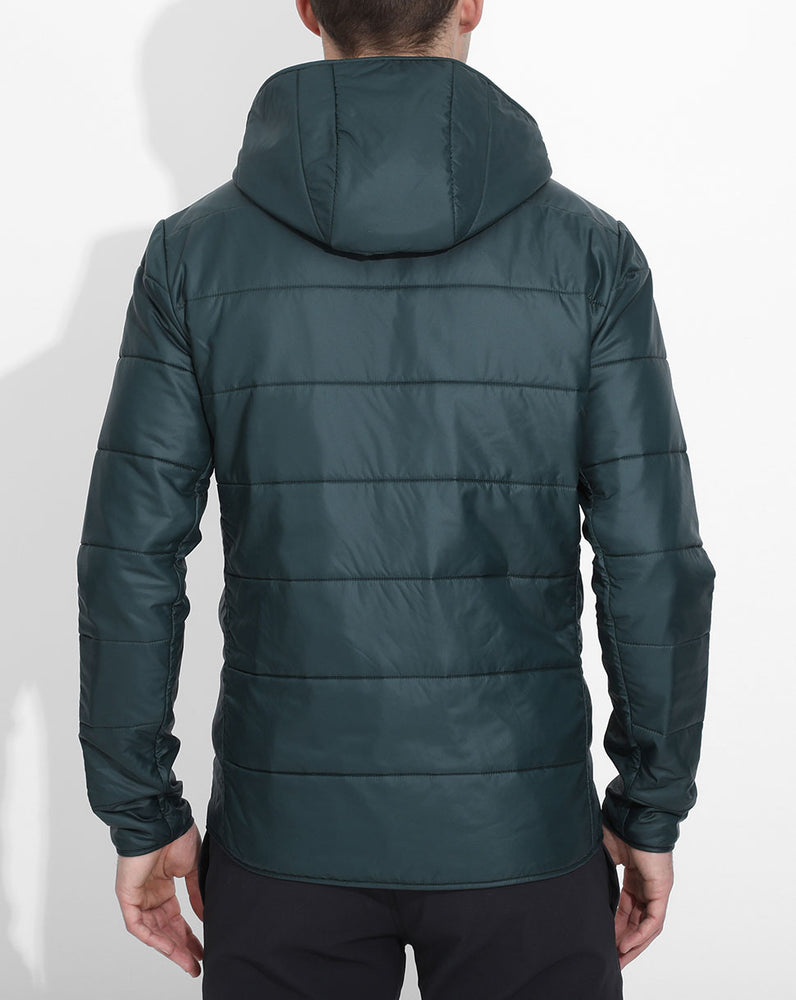 Green Roux Down Jacket