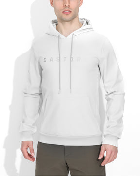 Light Grey Waterproof Garcia Hoody