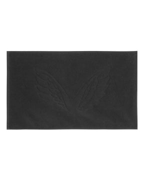 Black Gym Towel