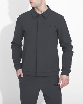 Grey Hoxton Jacket