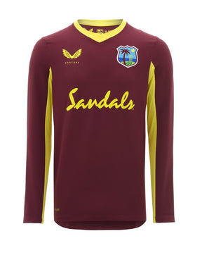 Windies ODI 20/20 Long Sleeved Sweater