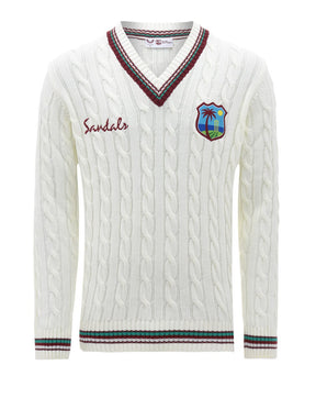 Windies Test Long Sleeved Sweater