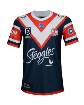 Navy Sydney Roosters Home Jersey