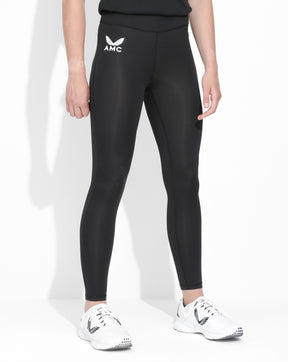 Black AMC Core Women's Performance Leggings