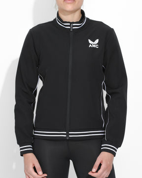 Black AMC Core Women's Track Jacket