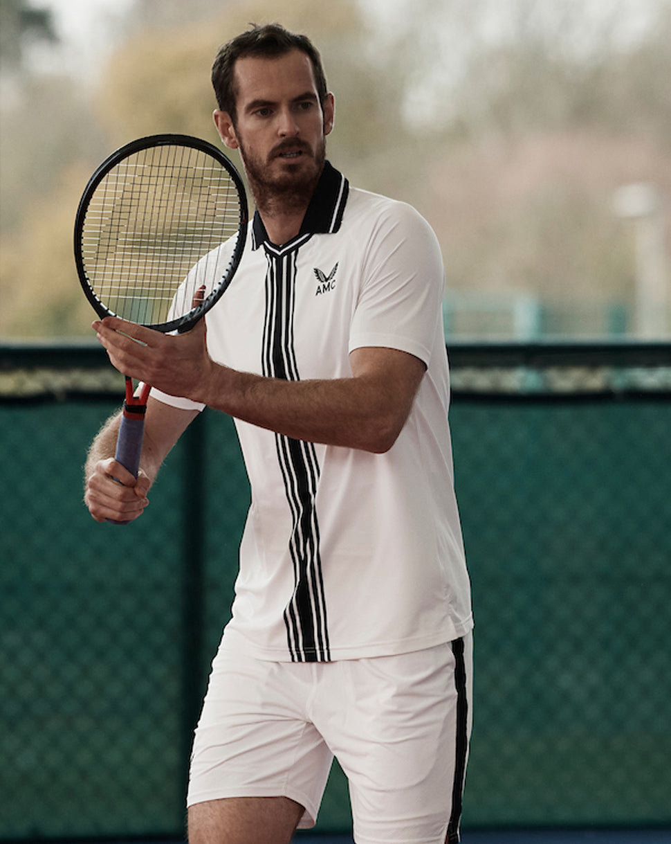 The Andy Murray Collection Castore Sportswear Tagged Filter Colour Grey