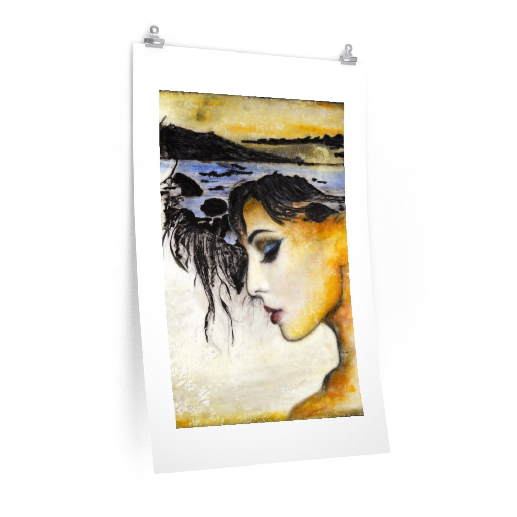 Beauty in the River Prints on Fine Art Paper - www.thedesigntank.com