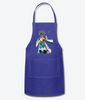 Stand in my Radiance Artist Apron by Tracy Verdugo - www.thedesigntank.com