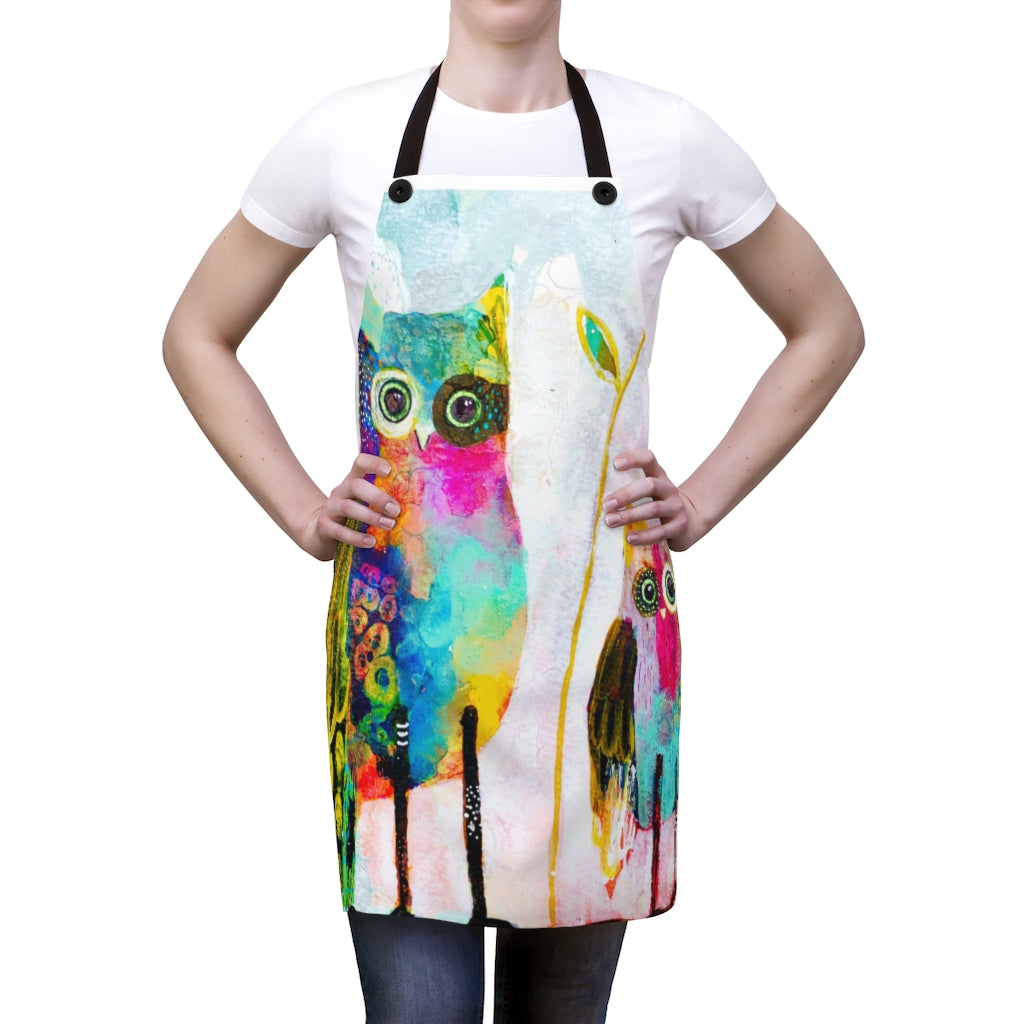 Spread Sunshine Artist Apron by Tracy Verdugo - www.thedesigntank.com
