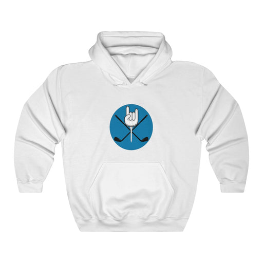 TopTricksGolf Heavy Blend™ Hooded Sweatshirt - Design Tank
