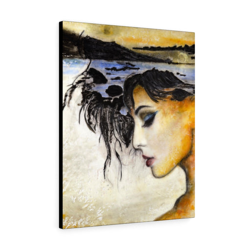 'I am the River' Print on Canvas by Rachel Tibbits - Design Tank