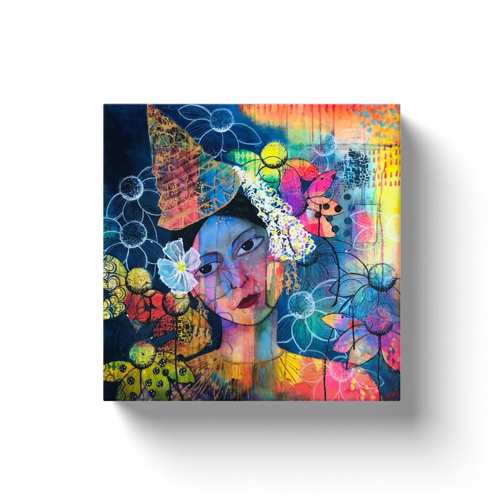 'Serenity' Print on Canvas - www.thedesigntank.com