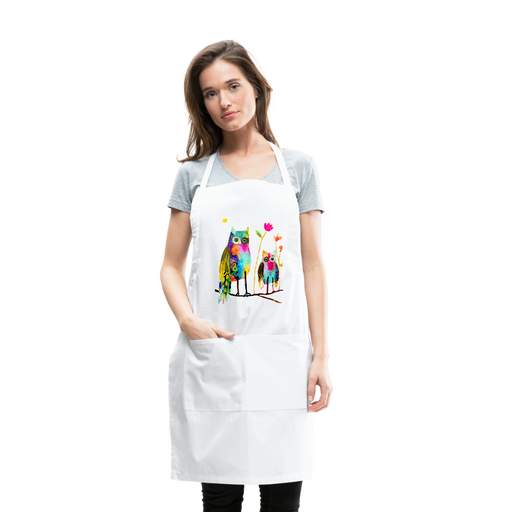 Spread Sunshine Artist Apron by Tracy Verdugo - Design Tank