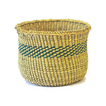Fair trade baskets ethically handmade by empowered artisans in East Africa.