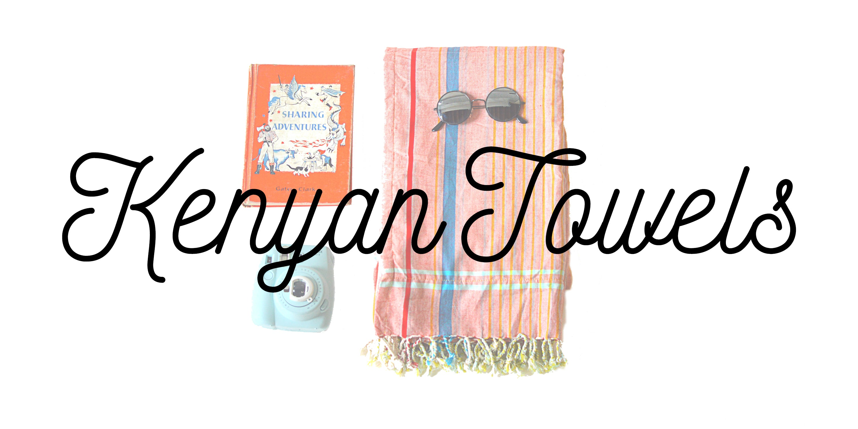 Kenyan Towels. Fair trade accessories ethically handmade by empowered artisans in East Africa.