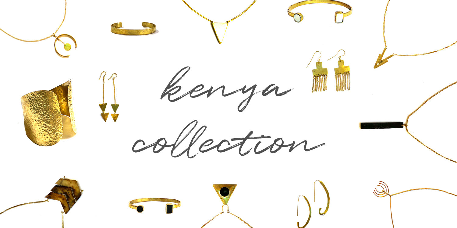 Kenya Collection. Fair trade accessories ethically handmade by empowered artisans in East Africa.