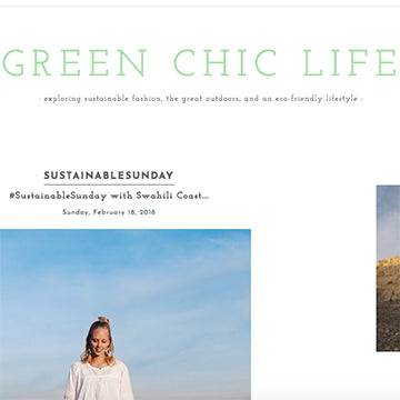 Green Chic Life. Fair trade accessories ethically handmade by empowered artisans in East Africa.