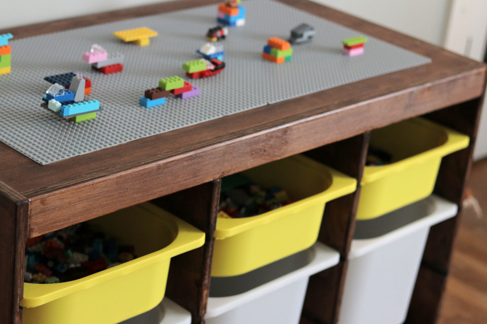 Kids Construction Table