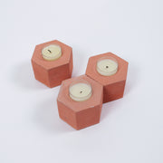 Concrete Tealight Candle