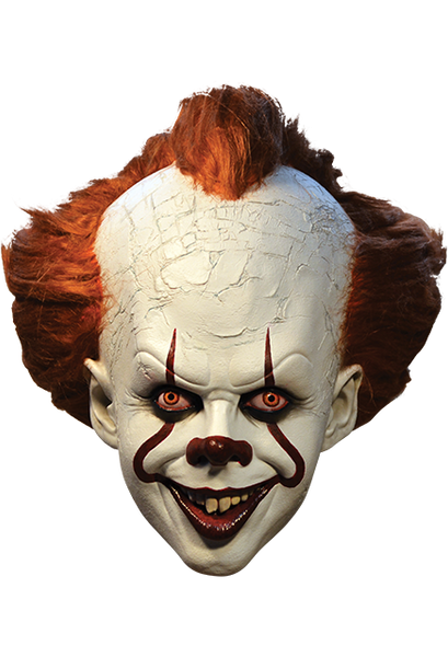 IT - Pennywise Deluxe Edition Mask