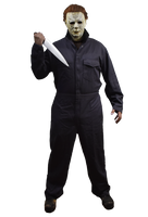 Halloween 2018 - Michael Myers Adult Coveralls