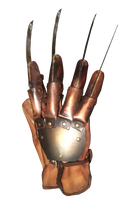 A Nightmare on Elm Street 3 - Dream Warriors - Deluxe Freddy Krueger Glove