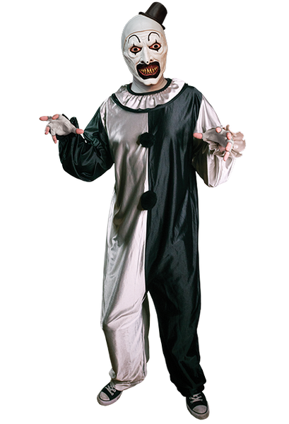 Terrifier: Art The Clown Costume