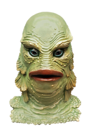 Universal Classic Monsters - Creature From The Black Lagoon Mask