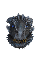 Game of Thrones: White Walker Dragon Mask