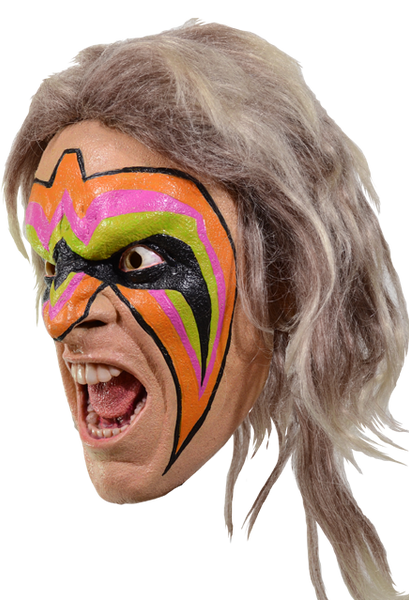 WWE - Ultimate Warrior Mask