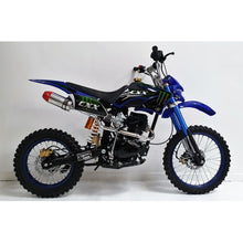 Load image into Gallery viewer, 150cc - CXX - Electric / Kick Start - Blue