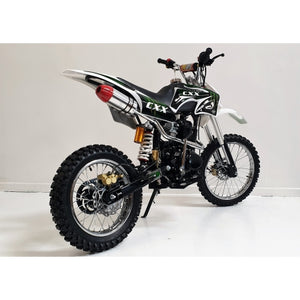 150cc - CXX - Electric / Kick Start - White