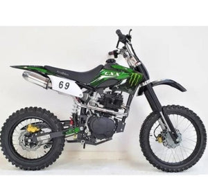 150cc - CXX - Electric / Kick Start - Black