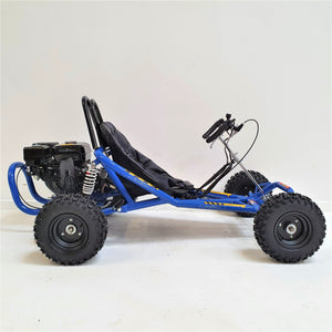 196cc - Off-Road Go Kart - Blue